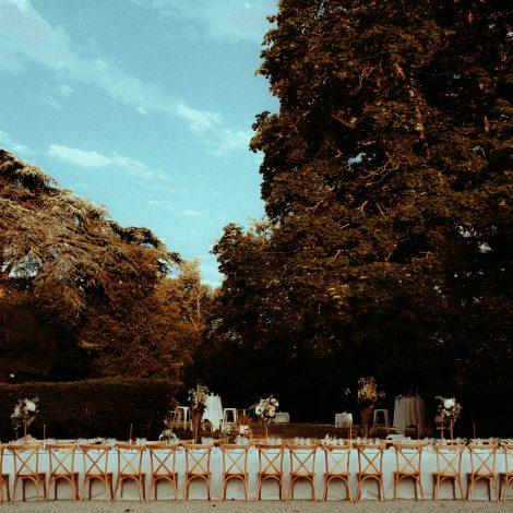 Mariage à l'Orangerie de Préserville