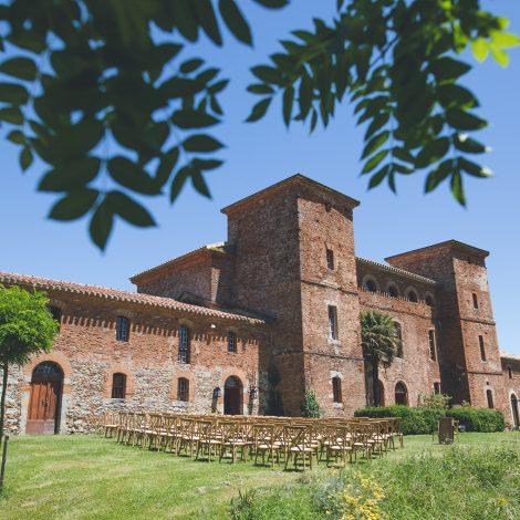 Mariage au Château de Fajac