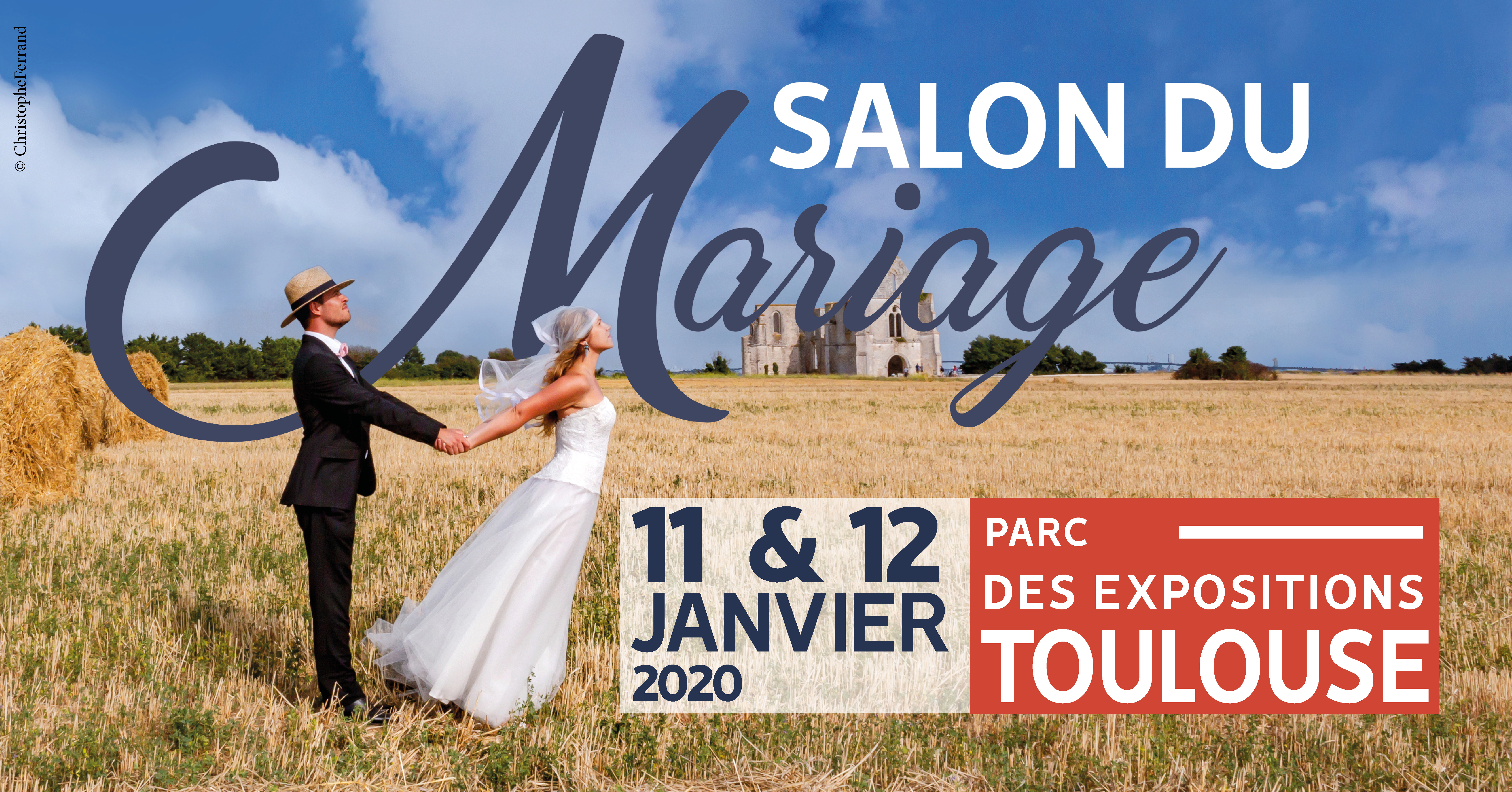 Rendez-vous au salon du mariage de Toulouse