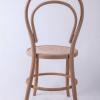 Chaise Tenet en bois brut